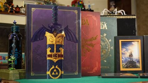 libro watchmen art of the unboxing the legend of zelda art artifacts limited edition libro de arte youtube