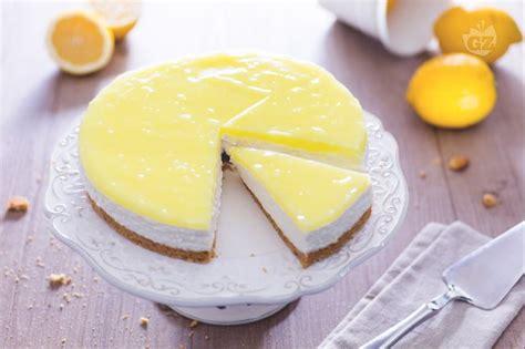 scuola di cucina giallo zafferano ricetta cheesecake al limone la ricetta di giallozafferano