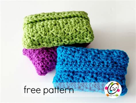 tissue holder pattern free free pattern tissue cover snappy tots
