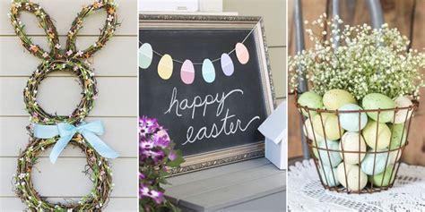 decorate pictures 28 diy easter decorations homemade easter decorating ideas