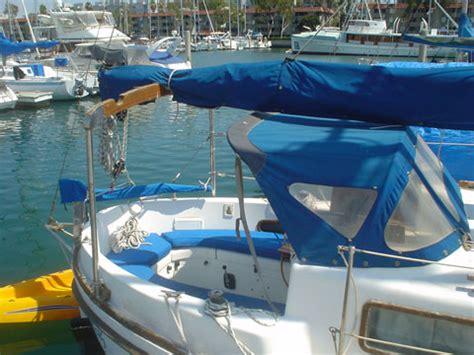 sailboats vancouver vancouver offshore 25 1983 marina del rey california