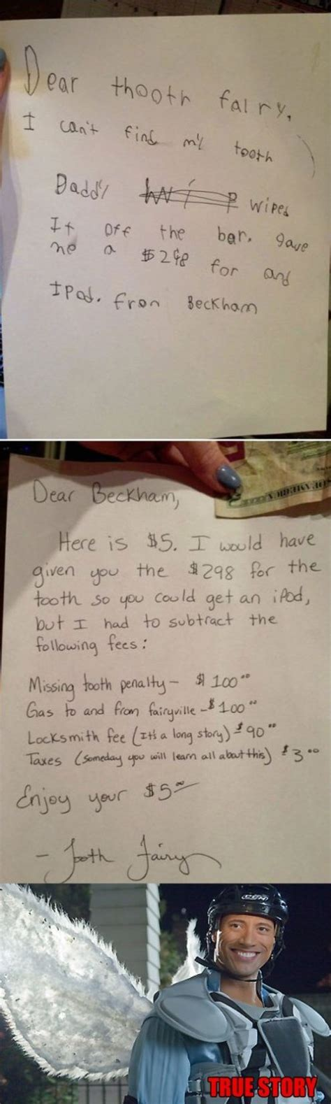 Tooth Fairy Meme - funny pictures tooth fairy