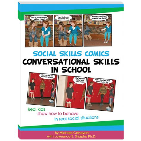 the social skills picture book the bureau for at risk youth topic behavior