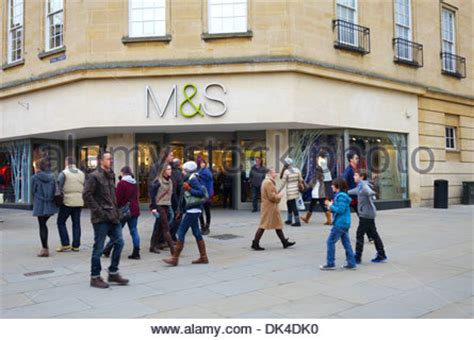 marks and spencer bathrooms stall street bath city centre bath somerset england uk gb
