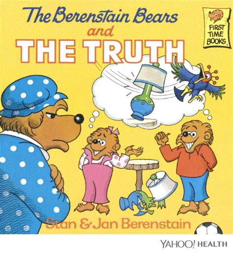 berenstain bears your whole is a lie it s berenstain bears not