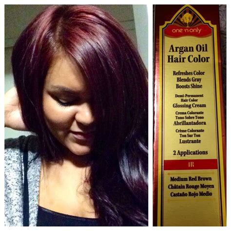 one and only hair color yay for fall hair color one n only argan hair