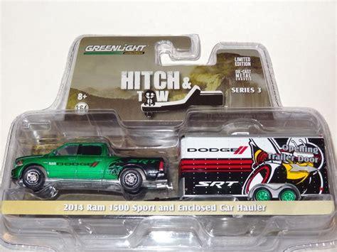 Green Light Auto by Gl Green Machine Car Hitch Tow 2014 Dodge Ram 1500 Sport Car Hauler Greenlight Dodge