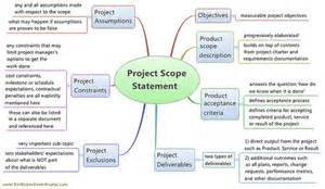 project scope statement flickr photo sharing