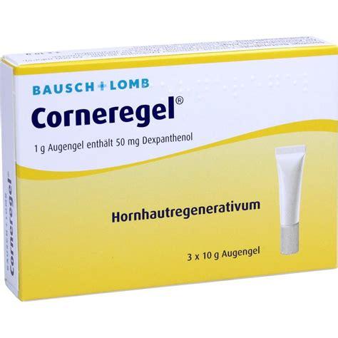 schlafstörungen homöopathie corneregel augengel