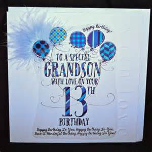 happy 13th birthday grandson pictures to pin on pinterest pinsdaddy