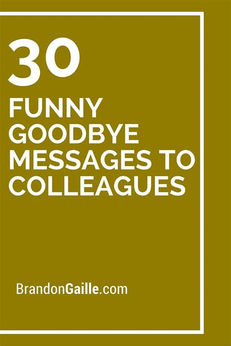 appreciation letter to colleague who is leaving 30 goodbye messages to colleagues goodbye message