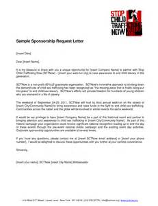 Sponsorship Cover Letter by Cover Letter 187 Cover Letter Sponsorship Cover Letter And Resume Sles