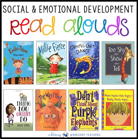 picture books to teach idea top children s books to teach about emotions whimsy