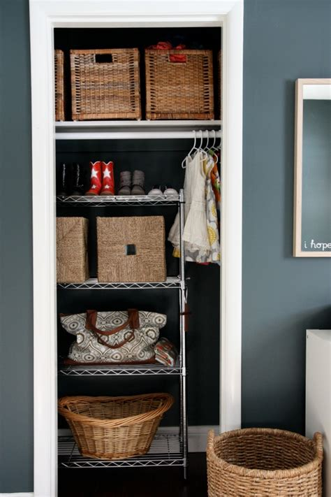 The Most Of A Small Closet by House Tweaking