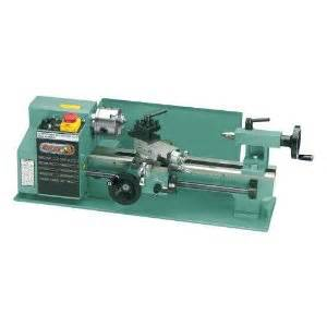 Bench Centers Inspection Grizzly G8688 7 X 12 Mini Metal Lathe Odd But Useful Tools