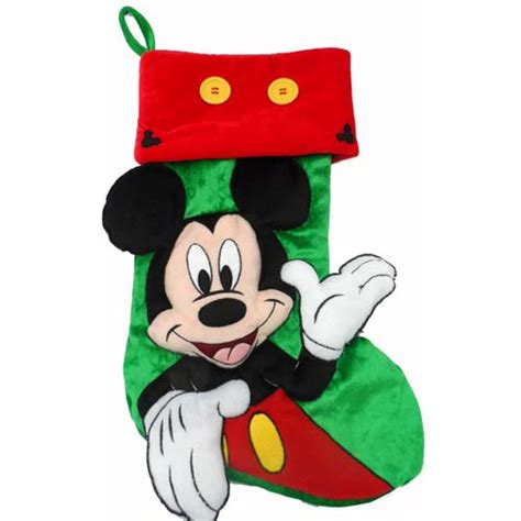 wdw store disney christmas holiday stocking