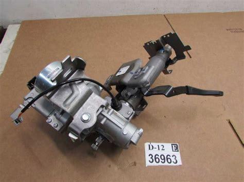 oem 13 14 nissan sentra power steering column electric servo motor ebay 2013 2014 2015 nissan sentra power steering column motor electric module gear ebay