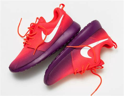 bright colored nike shoes shoes color ways nike nike running shoes roshe runs