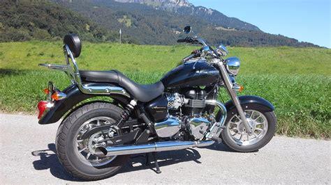 Triumph Motorrad Importeur Schweiz by Motorrad Occasion Kaufen Triumph America 900 St 228 Dler Motos