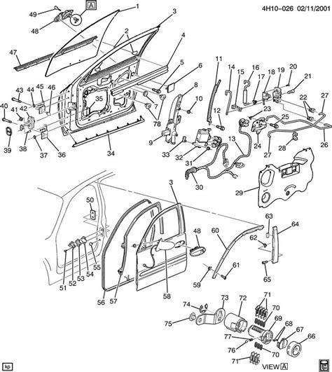 buick parts diagram 2000 buick lesabre power diagram buick auto parts