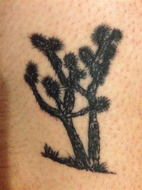 joshua tree tattoo designs joshua tree to my in california done