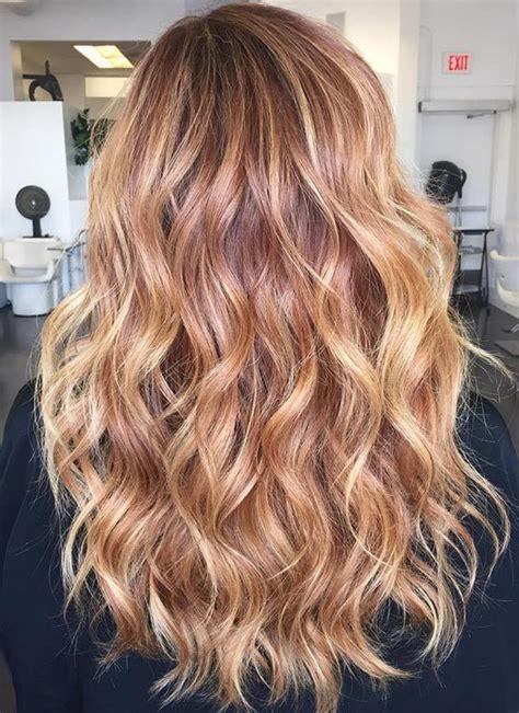 fix copper blonde hair top 40 blonde hair color ideas hair coloring blondes