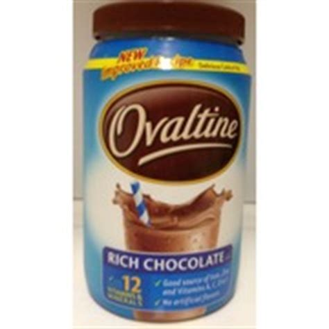 6 Ingredients And Directions Of Simply Rich Chocolate Syrup Receipt by Ovaltine Rich Chocolate Mix Calories Nutrition Analysis