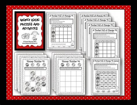 free printable logic puzzles no download 17 best images about primary grade math fun on pinterest