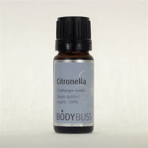Citronella   BODY BLISS Factory Direct