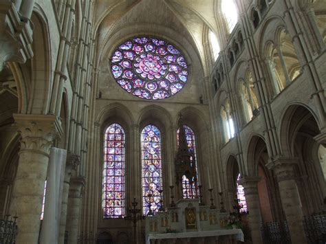 Notre Dame Cathedral Interior by File Laon Cathedral Notre Dame Interior 003 Jpg