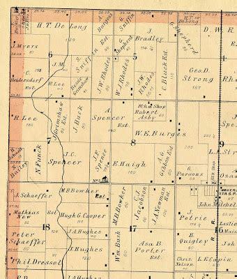 Kenosha County Marriage Records Somers Wisconsin Pioneer History Haigh