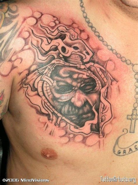 biomechanical heart tattoo pictures 32 best biomechanical heart tattoo designs images on