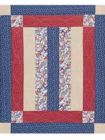 amish inspired baby quilt free baby blanket pattern
