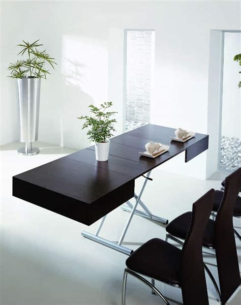smart dining table great exle of smart furniture space saving without