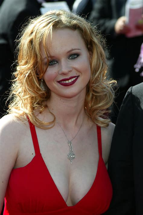 And Thora Birch by Thora Birch 55th Prime Time Annual Emmy Awards
