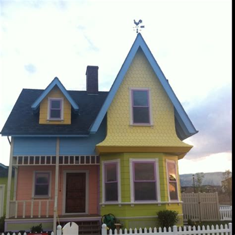 real life up house the real life quot up quot house travel pinterest