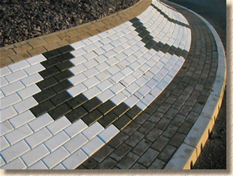 Can You Paint Patio Pavers Paving Expert Block Paving Choosing A Block Or Brick Paver