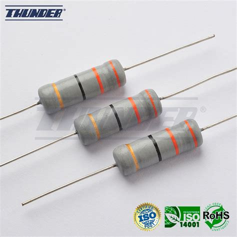fusible resistor fkn series fusible wirewound resistors proof tradeasia global suppliers asia