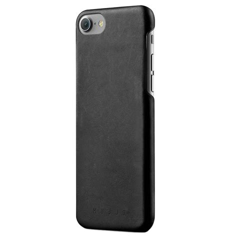 Leather Black Iphone 7 iphone 7 iphone 8 mujjo leather black