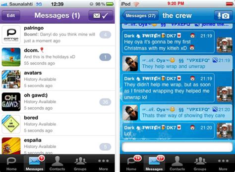 Instan Premium Gisel Instan 4 the best ios apps for instant messaging app list cult of mac
