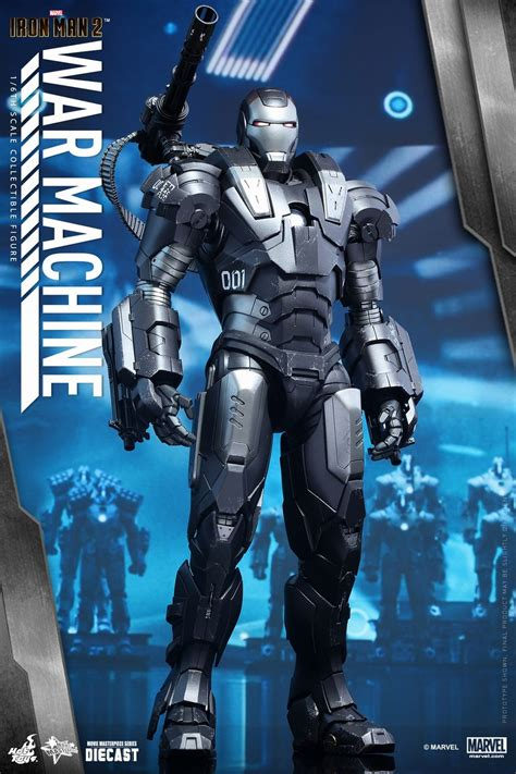 War Machine Die Cast onesixthscalepictures toys iron 2 war machine diecast product news for 1 6
