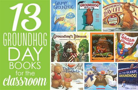 groundhog day last day 13 books about groundhog day