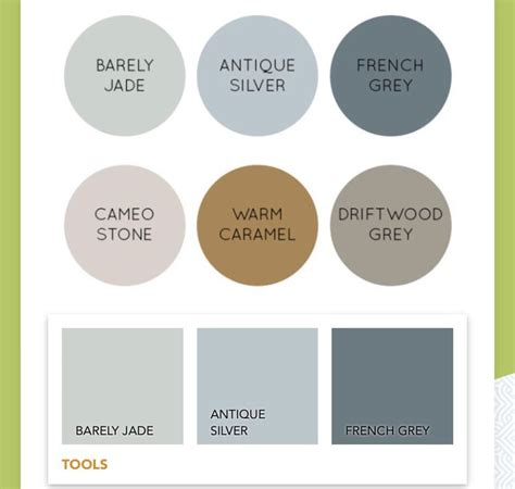 glidden colors antique silver for masons room barely jade for guest room and cameo
