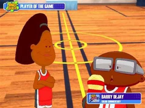 backyard basketball 2001 backyard basketball season playthrough game 5 rim