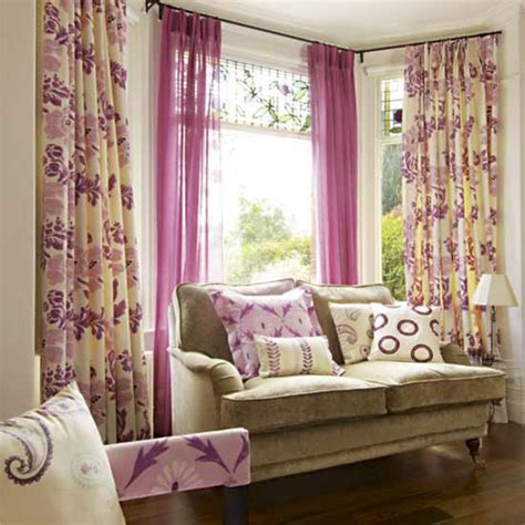 rideau salon salle a manger rideau de salle a manger de couleur violet