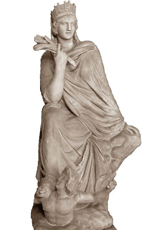 God Statue eutychides wikipedia