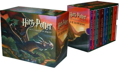 libro harry potter paperback box harry potter paperback boxed set books 1 7 by j k rowling mary grandpr 233 paperback