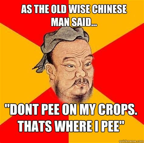 Black Chinese Man Meme - old asian man memes