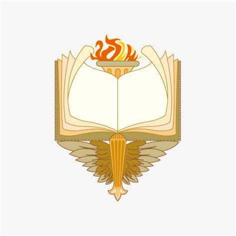 libro y antorcha libro antorcha ilustraci 243 n png y vector para descargar gratis