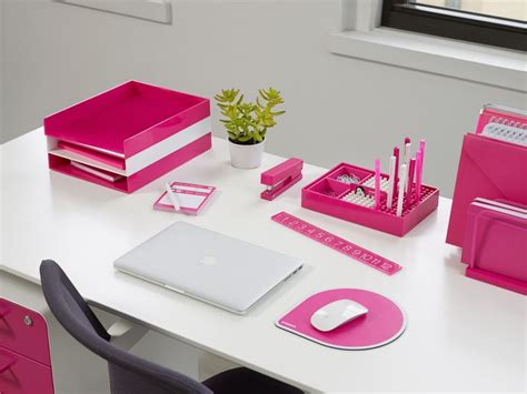 Pink Office Desk Accessories 136 Best Images About Poppin On Cool Office Supplies Desk Supplies And Letter Tray
